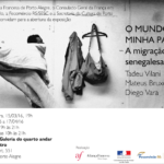 Fotógrafos gaúchos retratam a imigração  haitiana e senegalesa no RS