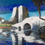 Marcelo Hübner encerra agenda de mostras da Galeria de Arte Bublitz em 2016