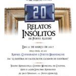 Novo livro de Rafael Guimaraens reúne episódios inusitados ocorridos na capital gaúcha