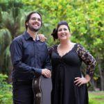 Abreu & Spinelli apresentam 'O amor, a voz e o violão – da Renascença à Bossa Nova'