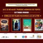 Festival de cinema a céu aberto acontece em maio em Porto Alegre