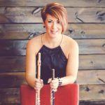 Ospa recebe flautista norte-americana Christie Beard na estreia da Série de Igrejas 2017