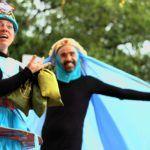 Teatro de Rua na Travessa apresenta dia 22 o espetáculo UMBIGO