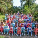 'Crianças Cantoras do IPDAE' lançam o primeiro CD