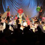 'Cuco – a linguagem dos bebês no teatro' está de volta a Casa de Cultura Mário Quintana