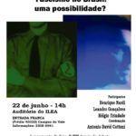 Ciclo de Conferências debate Fascismo e Educação Internétnica