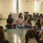 Com aulas no Teatro do Bourbon Country, Opuslab amplia o envolvimento de crianças e jovens com arte