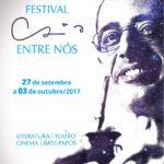Festival em homenagem a Caio Fernando Abreu promove campanha de financiamento coletivo
