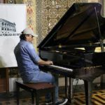 João Maldonado Trio leva seu Blues from Windows ao Chapéu Acústico