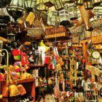 Mercado de Pulgas acontece, no próximo domingo, na Casa de Cultura Mario Quintana