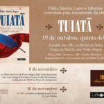 Hilda Simões Lopes lança romance histórico no dia 19 de outubro