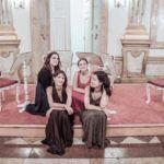 O Quarteto Constanze faz apresentação única no StudioClio, neste domingo (12)