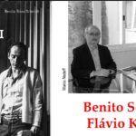 Dia 14, Benito Bisso Schmidtlança biografia de Flavio Koutzii