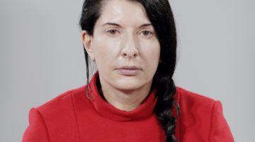 Sessão especial de documentário sobre Marina Abramovic na Cinemateca Capitólio