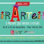 FeirArteira propõe um Natal solidário, criativo e econômico