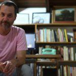 Henrique Schneider comemora Prêmio Paraná de Literatura 2017