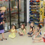 Crianças participam de oficina na Casa de Cultura Mario Quintana