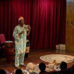 Vivência da cultura africana Yorùbá para crianças e adultos na Casa de Cultura Mario Quintana