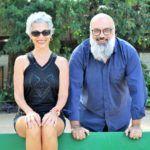 Deborah Finocchiaro e Roger Lerina se unem em novo projeto para falar de literatura, teatro e música