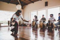 Oficina de Dança Moderna Hibrida com Paco Gomes: Salvador, da Bahia, em POA
