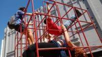 Grupo Experimental de Dança realiza circuito de intervenções artísticas na cidade