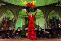 Camerata Violões de Porto e bailarina Ana Medeiros apresentam o espetáculo Carmen & os Violões no Centro Histórico-Cultural Santa Casa