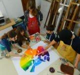 Escola de Arte Ateliê Oca promove Oficinas de Arte para Crianças no verão
