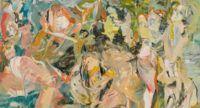 Fundação Iberê Camargo abre mostra da artista britânica Cecily Brown dia 26