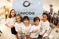 Exposição Olhares Únicos é prorrogada até 31 de janeiro no Shopping Total