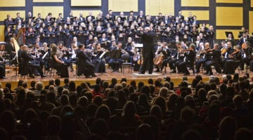 Última semana para se candidatar ao Coro Sinfônico da Ospa
