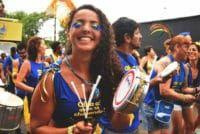 Ziriguidum anima o bloco de carnaval infantil da Fundação Iberê e BarraShoppingSul