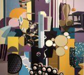 Exposição 'Pintura é Presságio' permanece aberta para visitação até 15 de março na Pinacoteca Aldo Locatelli