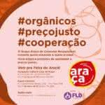 Entrega do Grupo Araçá de Consumo Responsável e ensaio aberto acontecem nesta sexta (1º)