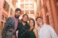Casa de Cultura Mário Quintana e Consulado Irlandês celebram St. Patrick's Day