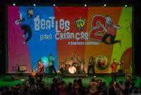 Beatles para crianças se apresenta no Theatro São Pedro neste sábado (16) e domingo (17)