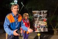 'Movimentos sobre Rodas Paradas' se apresenta no Estacionamento do Multipalco Eva Sopher