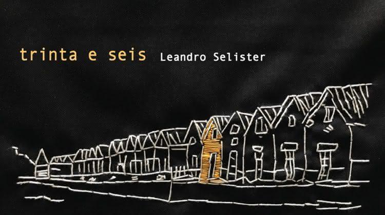 Leandro Selister inaugura exposição na Calafia Art Store na terça-feira, 26