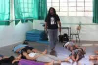 Daniel Amaro promove oficina de dança de matriz africana