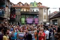 Orquestra feminina As Batucas faz show no Vila Flores no domingo, dia 26