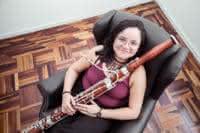 Projeto Desconcerto recebe fagotista colombiana no Parangolé, dia 25 de maio