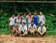 Banda Samuca e a Selva se apresenta no Agulha dia 15 de junho