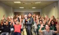 Oficina de Teatro Sensitivo ocorre na Casa de Cultura Mario Quintana, nos dias 26 e 27 de junho