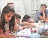 Fundação Iberê oferece Colônia de Férias em julho