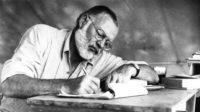 Contos de Hemingway e Chimamanda são temas de oficina no Instituto Ling em setembro