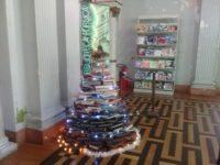 Biblioteca Pública do estado promove troca de livros natalina dia 20