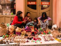 CCMQ recebe Feira das Culturas Kaingang e Guarani no Dia Internacional da Mulher
